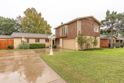 Lubbock Single Family Home For Sale: 3407 69th Drive