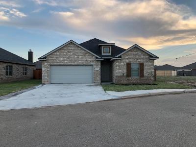 Lubbock Single Family Home For Sale: 5307 Lehigh Street