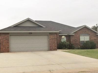 Lubbock TX Single Family Home For Sale: $187,000
