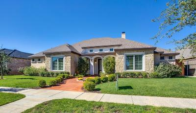 Lubbock Single Family Home For Sale: 9104 Juneau Avenue