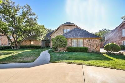 Lubbock Single Family Home For Sale: 9307 Utica Drive