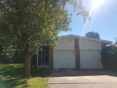 Single Family Home For Sale: 3809 47th Street