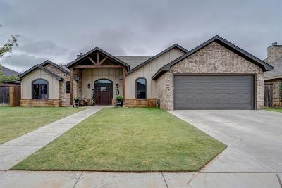 Shallowater Single Family Home Contingent: 516 Ave T