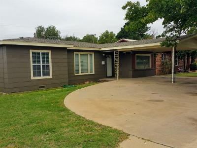 Single Family Home For Sale: 504 17th Street