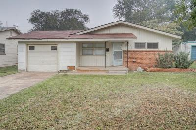 Lubbock Single Family Home For Sale: 3812 26th Street