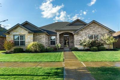 Lubbock Single Family Home For Sale: 3010 112th Street