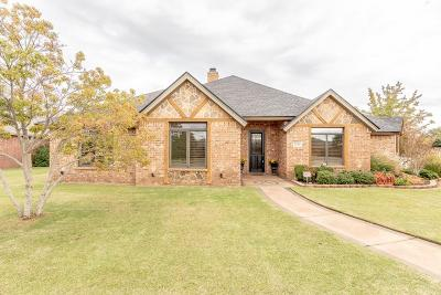 Lubbock Single Family Home For Sale: 6302 78th Street