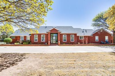 Lubbock Single Family Home For Sale: 5507 19th Street