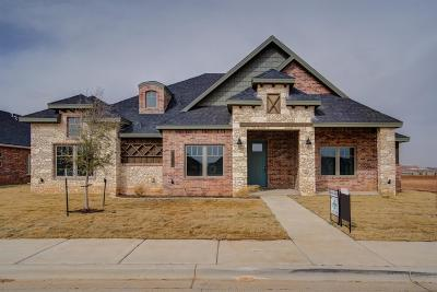 Lubbock Single Family Home For Sale: 5308 110th