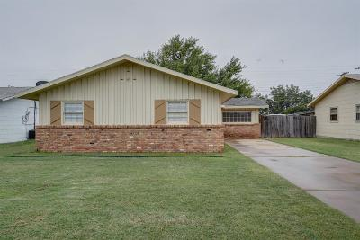 Lubbock Single Family Home For Sale: 5035 52nd Street