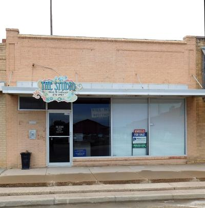 Bailey County, Lamb County Commercial Under Contract: 230 Main