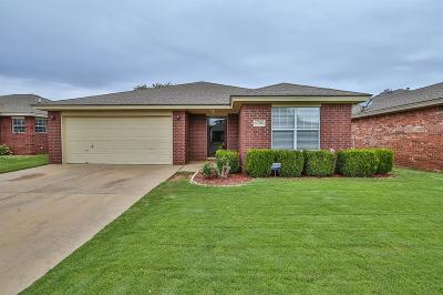 Lubbock Single Family Home For Sale: 6204 6th Street