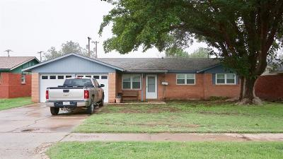 Single Family Home For Sale: 5614 16th Place