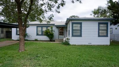 Lubbock County Single Family Home For Sale: 3611 Ave S