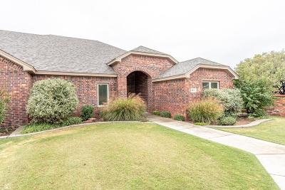 Lubbock Townhouse For Sale: 9615 Ithaca Avenue