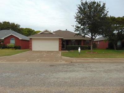 Lubbock TX Rental For Rent: $1,175