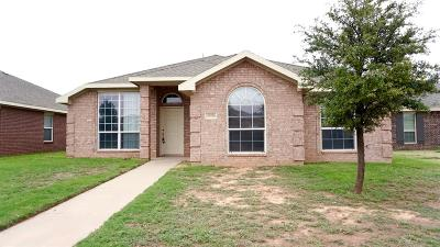 Lubbock Single Family Home For Sale: 4806 Jarvis Street