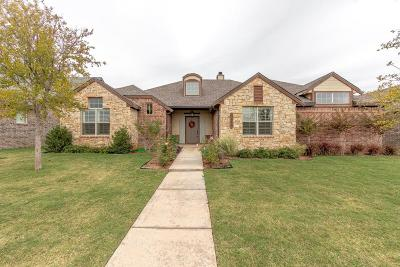 Lubbock Single Family Home For Sale: 3616 133rd Street