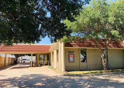 Lubbock Commercial For Sale: 5807 16th Street