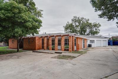 Single Family Home For Sale: 2213 33rd Street