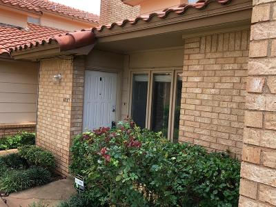 Lubbock Condo For Sale: 4727 2nd Street