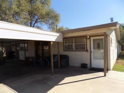 Lubbock County Single Family Home For Sale: 1115 44th Street