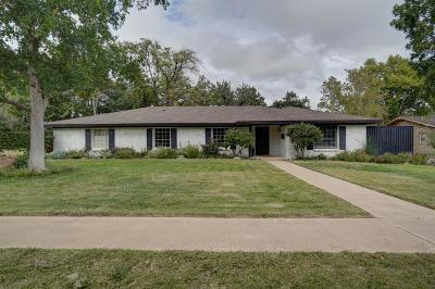 Lubbock TX Single Family Home Contingent: $354,900