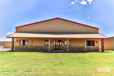 Lubbock Commercial For Sale: 602 E County Road 7300