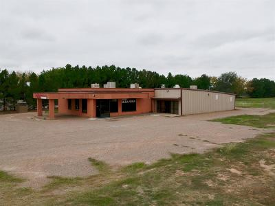 Lubbock Commercial For Sale: 3410 Frankford Avenue