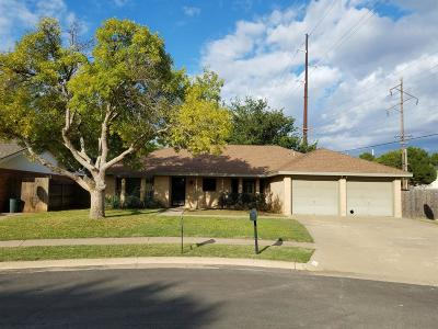Lubbock TX Single Family Home For Sale: $183,000