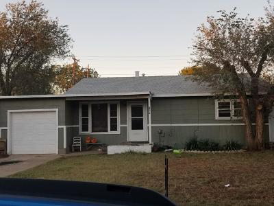 Single Family Home Under Contract: 2712 3rd Street