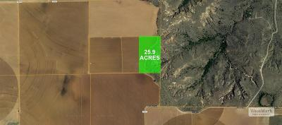 Farm & Ranch Under Contract: E County Road 7700