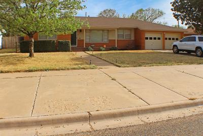 Brownfield Single Family Home Under Contract: 1204 E Buckley Street