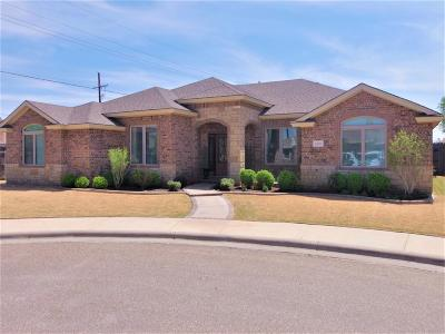 Lubbock TX Single Family Home For Sale: $299,750