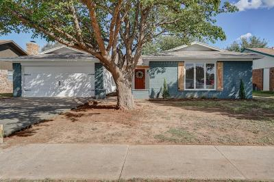 Single Family Home Under Contract: 7907 Ave W