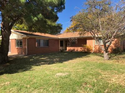 Single Family Home For Sale: 4408 26th Street