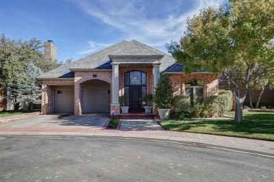Lubbock Garden Home For Sale: 4202 78th Street