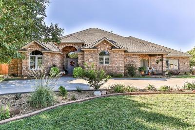 Lubbock Single Family Home For Sale: 7207 76th Street