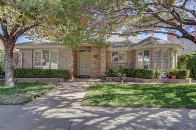Single Family Home Contingent: 8209 Durham Avenue