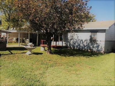 Single Family Home For Sale: 5004 38th Street