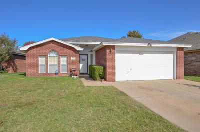 Single Family Home For Sale: 1804 79th Place