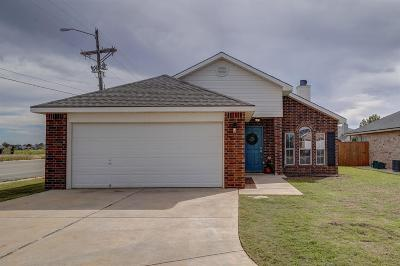 Single Family Home For Sale: 6501 90th Street