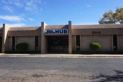 Lubbock Commercial For Sale: 6303 Indiana
