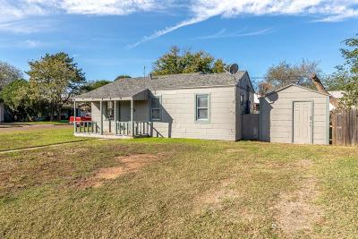 Lubbock County Single Family Home For Sale: 2602 40th Street