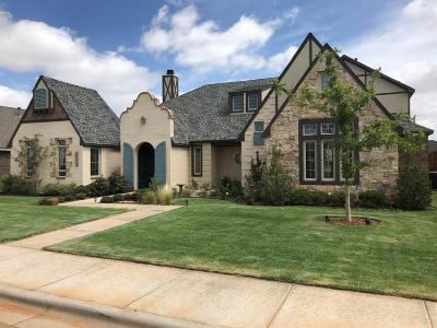 Lubbock Single Family Home For Sale: 3504 134th Street
