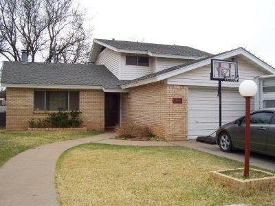 Andrews TX Single Family Home For Sale: $189,900