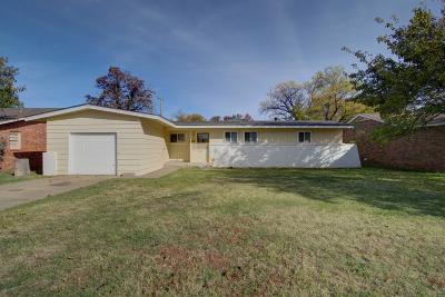Single Family Home Under Contract: 3808 49th Street