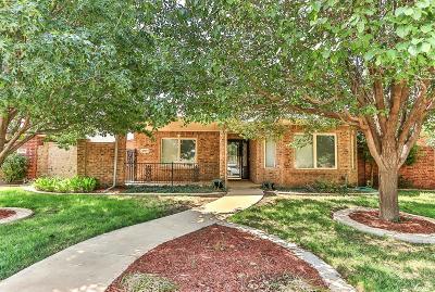 Lubbock Garden Home For Sale: 5807 110th Street