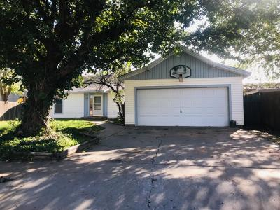 Lubbock County Single Family Home Under Contract: 9105 Belton Drive