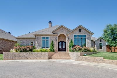 Lubbock Single Family Home For Sale: 6102 88th Place